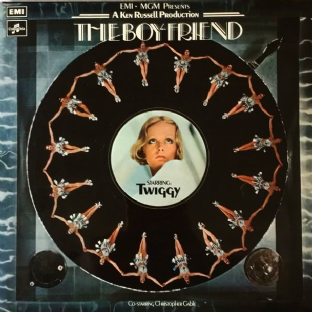 V/A ‎- The Boy Friend: Music From The Original Soundtrack (LP) (VG/G++)